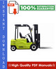 Thumbnail CLARK GEX20, GEX25, GEX30S, GEX30, GEX32 FORKLIFT Workshop Service Repair Manual
