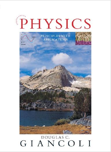 Thumbnail Physics Principles with Applications 7th Edition (Giancoli) Textbook + Instructor's Solutions Manual