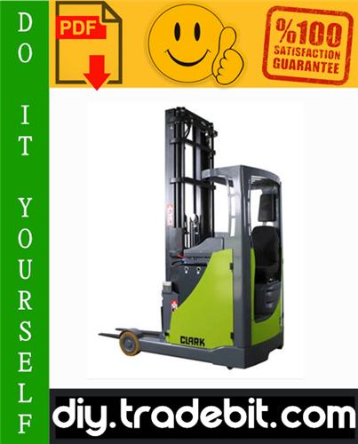 Thumbnail Clark CRX10, CRX13, CRX14, CRX15, CRX18, CRX20, CRX25 Forklift Trucks Service Repair Manual Download