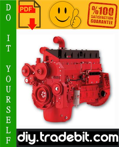 Thumbnail Cummins Marine and Industrial QSM11 Engine Operation & Maintenance Manual Download