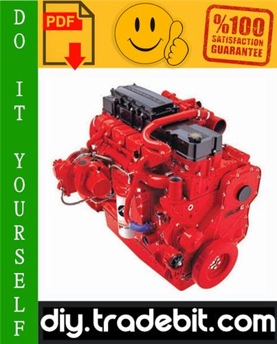 Thumbnail Cummins QSB4.5 Engine Operation & Maintenance Manual Downloa