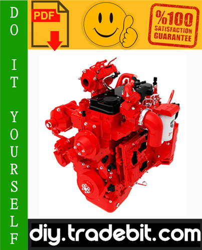 Thumbnail Cummins QSB4.5, QSB6.7 Engine Operation & Maintenance Manual Download
