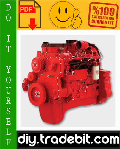 Thumbnail Cummins QSC8.3, QSL9 Engine Operation & Maintenance Manual Download
