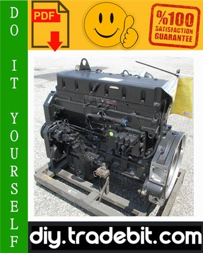 Thumbnail Cummins ISM / QSM11 Series Engines Troubleshooting and Repair Manual Download