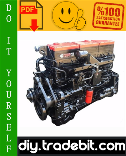 Thumbnail Cummins N14 Series Diesel Engine Service Repair Manual Download