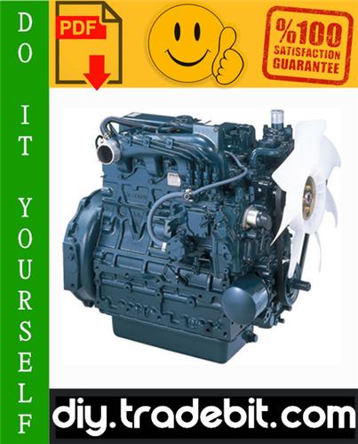 Thumbnail Kubota V2203 03-M-E3B Series, 03-M-DI-E3B Series, 03-M-E3BG Series Diesel Engine Service Repair Manual Download