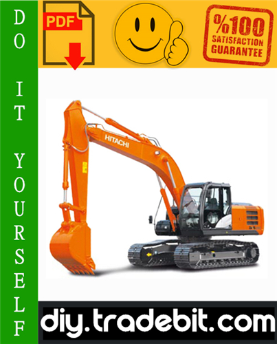 Thumbnail Hitachi ZAXIS450-3, ZAXIS450LC-3, ZAXIS470H-3, ZAXIS470LCH-3, ZAXIS500LC-3, ZAXIS520LCH-3 Hydraulic Excavator Service Repair Manual Download
