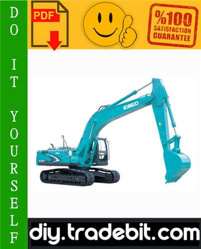 Thumbnail Kobelco SK250-8, SK260LC-8 Hydraulic Excavator Service Repair Manual Download
