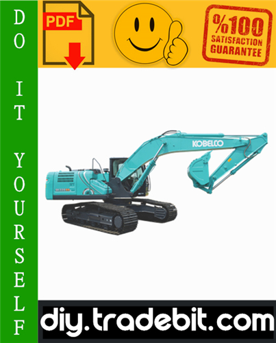 Thumbnail Kobelco SK60-220 Super Mark V Hydraulic Excavator Service Repair Manual Download