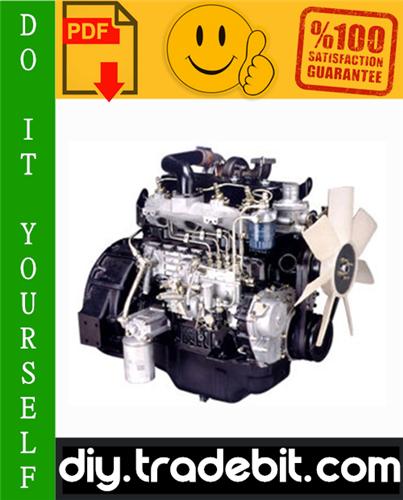 Thumbnail Isuzu Industrial Diesel Engine A-4BG1, A-6BG1 Models Service Repair Manual Download