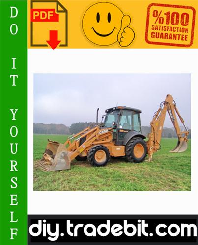Thumbnail Case 580SR 580SR+ 590SR 695SR Series 3 Loader Backhoe Service Repair Manual Download