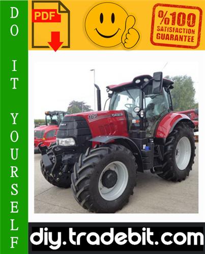 Thumbnail Case IH PUMA 115, PUMA 125 Multicontroller, PUMA 125, PUMA 140 Multicontroller, PUMA 140 , PUMA 155 Multicontroller, PUMA 155 Tractor Service Repair Manual Download