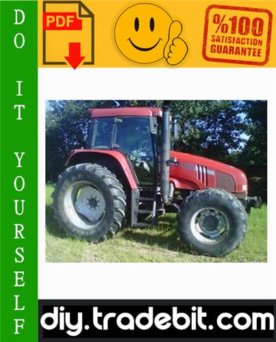 Thumbnail Case CS100, CS110, CS120, CS130, CS150 Tractors Service Repair Manual Download