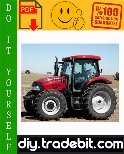 Thumbnail Case IH MAXXUM 100, MAXXUM 110, MAXXUM 115, MAXXUM 120, MAXXUM 125, MAXXUM 130, MAXXUM 140 Tractor Service Repair Manual Download