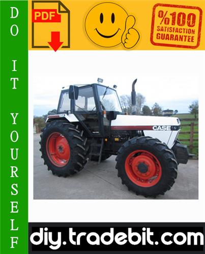 Thumbnail Case International (DAVID BROWN) 1190 1194 1290 1294 1390 1394 1490 1494 1594 1690 Tractor Service Repair Manual Download