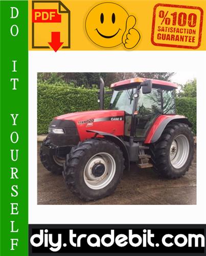 Thumbnail Case IH MXM Series Tractors MXM120, MXM130, MXM140, MXM155, MXM175, MXM190 Service Repair Manual Download