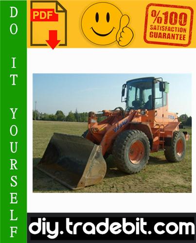 Thumbnail Fiat Kobelco W110 W130 W130PL Wheel Loader Service Repair Manual Download