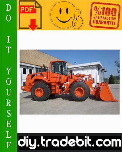 Thumbnail Fiat Kobelco W130 EVOLUTION Wheel Loader Service Repair Manual Download