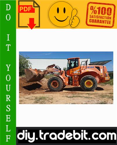 Thumbnail Fiat Kobelco W230 EVOLUTION Wheel Loader Service Repair Manual Download