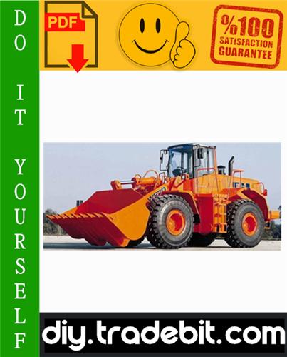 Thumbnail Fiat Kobelco W270 EVOLUTION Wheel Loader Service Repair Manual Download