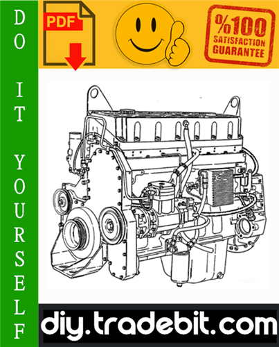 cummins m11 series engines service shop manual download