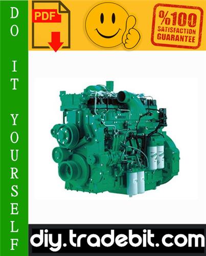 Thumbnail Cummins QSK19 Series Diesel Engine Service Repair Manual Download