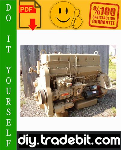 Thumbnail Cummins L10 Series Diesel Engine Troubleshooting and Repair Manual Download
