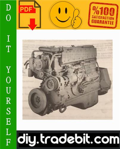 Thumbnail Cummins Big Cam IV, New Big Cam IV, 88 Big Cam IV NT855 Diesel Engine Specifications Manual Download