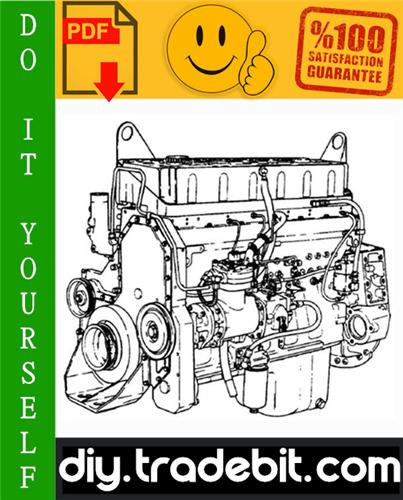 Thumbnail Cummins L10 Series Engines (External Damper Models) Specification Manual Download