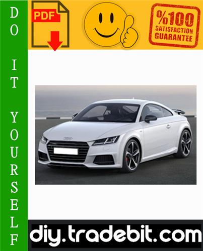 Thumbnail Audi TT Service Repair Manual 1999-2006 Download