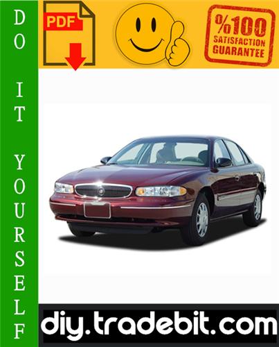 Thumbnail Buick Century Service Repair Manual 1997-2005 Download