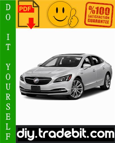 Thumbnail Buick Lacrosse Service Repair Manual 2005-2008 Download