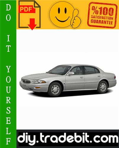Thumbnail Buick Lesabre Service Repair Manual 2000-2005 Download