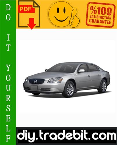 Thumbnail Buick Lucerne Service Repair Manual 2006-2009 Download