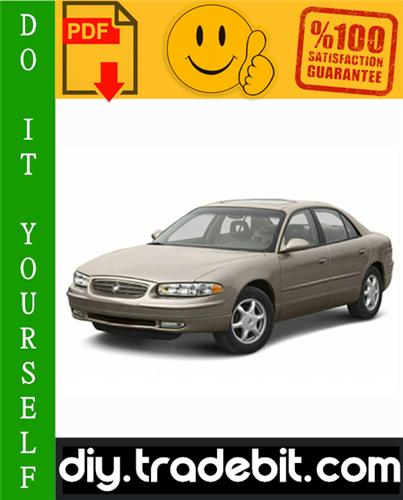 Thumbnail Buick Regal Service Repair Manual 1997-2004 Download