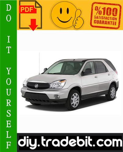 Thumbnail Buick Rendezvous Service Repair Manual 2002-2007 Download