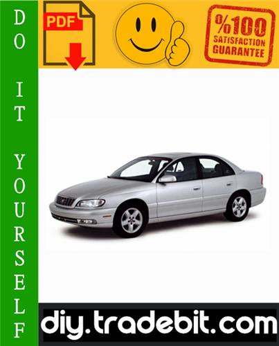 Thumbnail Cadillac Catera Service Repair Manual 1997-2001 Download