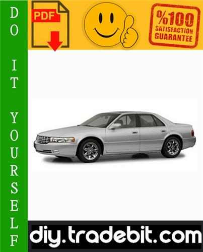 Thumbnail Cadillac Seville SLS / STS Service Repair Manual 1998-2004 Download