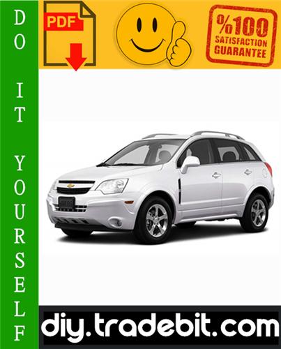 Thumbnail Chevrolet Captiva Sport Service Repair Manual 2008-2010 Download