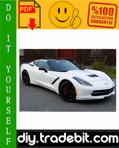 Thumbnail Chevy Chevrolet Corvette Service Repair Manual 1997-2004 Download
