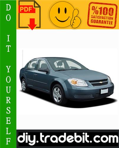 Thumbnail Chevy Chevrolet Cobalt Service Repair Manual 2005-2007 Download