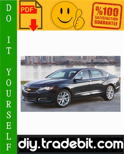 Thumbnail Chevy Chevrolet Impala Service Repair Manual 2006-2008 Download