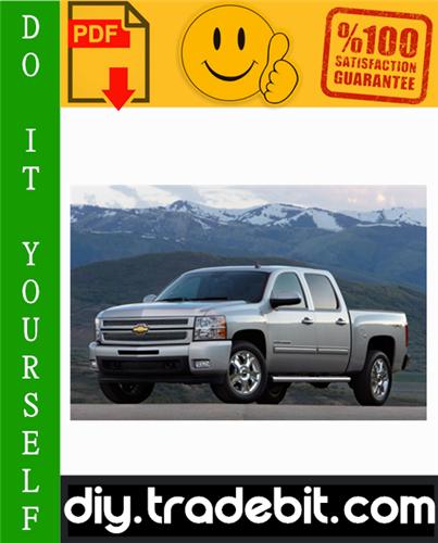Thumbnail Chevy Chevrolet Silverado Service Repair Manual 1999-2006 Download