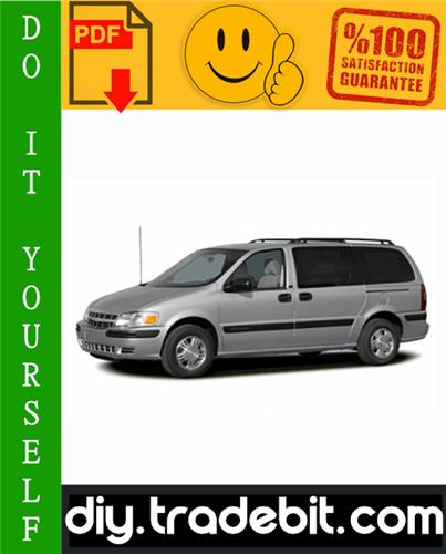 Thumbnail Chevy Chevrolet Venture Service Repair Manual 1997-2005 Download