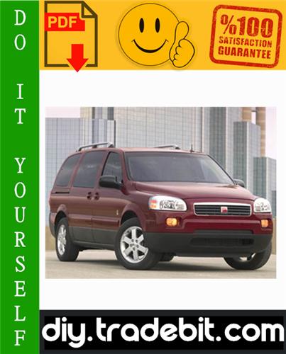 Thumbnail Saturn Relay Service Repair Manual 2005-2007 Download