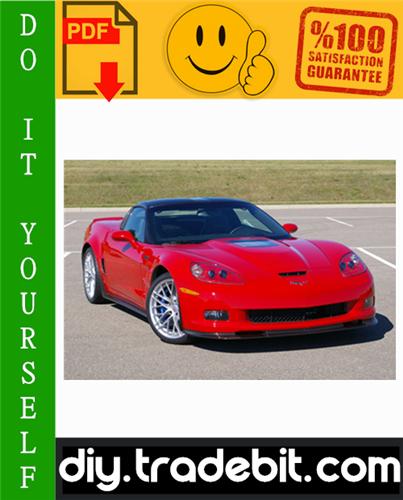 Thumbnail Chevy Chevrolet Corvette Service Repair Manual 2005-2009 Download