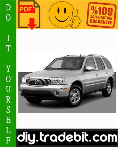 Thumbnail Buick Rainier Service Repair Manual 2004-2007 Download