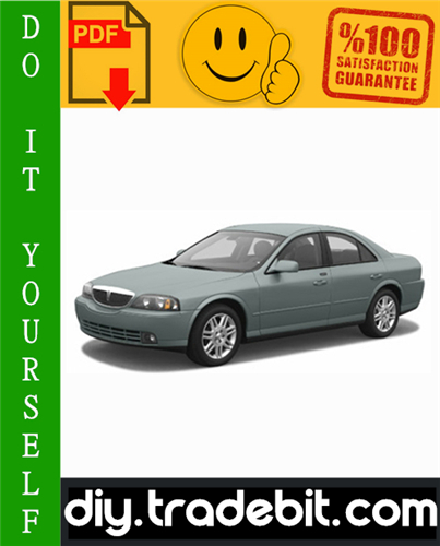 Thumbnail Lincoln LS Service Repair Manual 2000-2006 Download