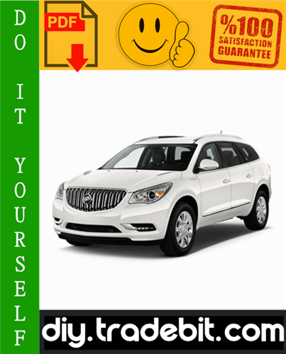 Thumbnail Buick Enclave Service Repair Manual 2007-2009 Download