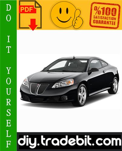 Thumbnail Pontiac G6 Service Repair Manual 2005-2008 Download